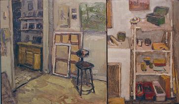 The Artist's Studio 2005