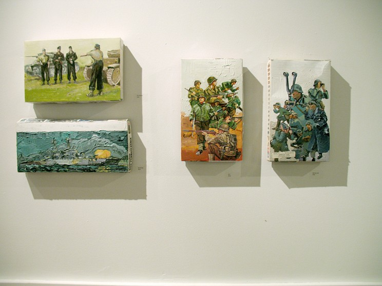 Installation View by Todd Tremeer