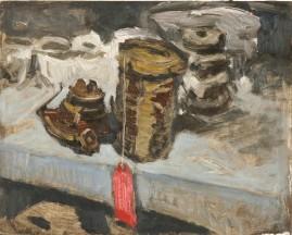 Little Things oil on panel 20 x 25 cm 2005